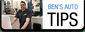 Ben's Auto Tips
